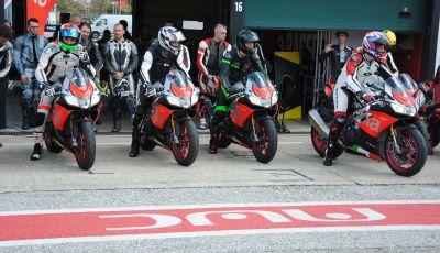 Racers Days 2019: scendi in pista a provare i V4 Aprilia!