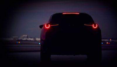 Mazda, la nuova CX-4 per il Salone di Ginevra 2019