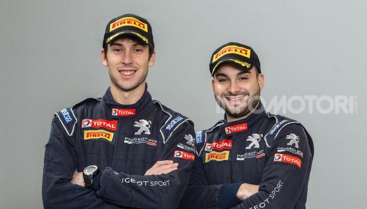 Peugeot Sport Italia: un team tutto nuovo per il 2019 - Foto 10 di 10