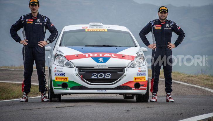 Peugeot Sport Italia: un team tutto nuovo per il 2019 - Foto 1 di 10