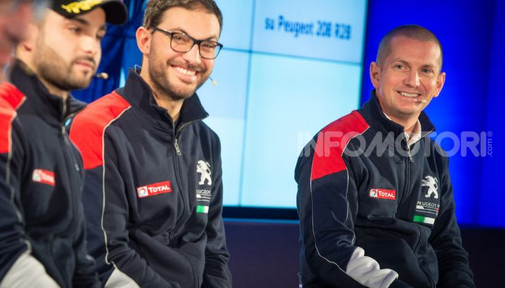 Peugeot Sport Italia: un team tutto nuovo per il 2019 - Foto 4 di 10