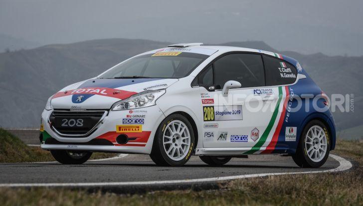 Peugeot Sport Italia: un team tutto nuovo per il 2019 - Foto 5 di 10
