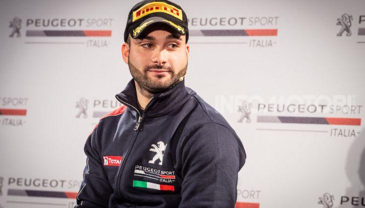 Peugeot Sport Italia: un team tutto nuovo per il 2019 - Foto 7 di 10