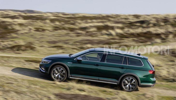 Volkswagen Passat 2019, nuovo design e motori - Foto 3 di 41