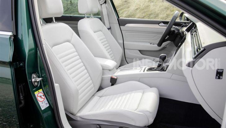 Volkswagen Passat 2019, nuovo design e motori - Foto 4 di 41