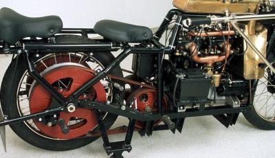 C'erano una volta le moto Opel