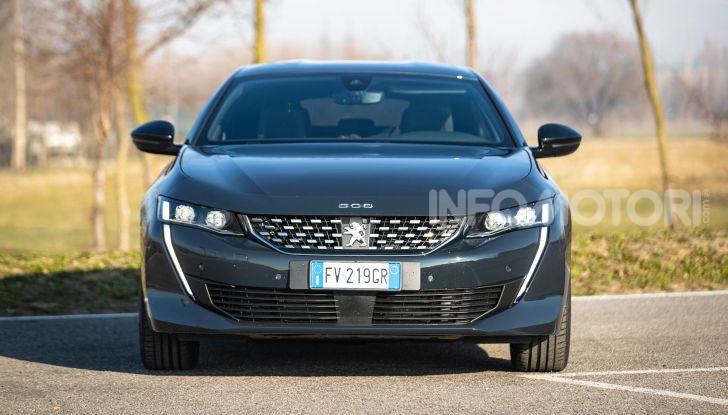 In viaggio verso Ginevra e nel futuro elettrificato con Peugeot - Foto 8 di 49
