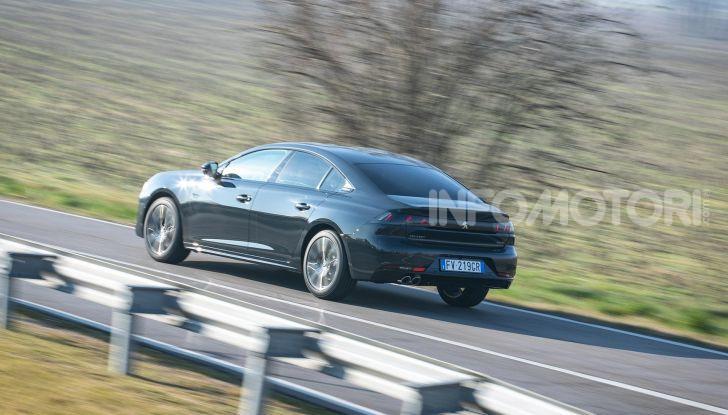 In viaggio verso Ginevra e nel futuro elettrificato con Peugeot - Foto 24 di 49