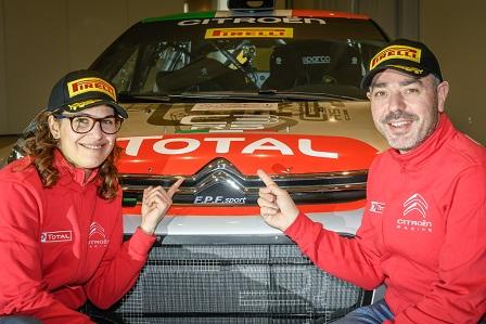 Citroën pronta per il debutto stagionale della Nuova C3 R5 al Rally de Il Ciocco - Foto 2 di 6