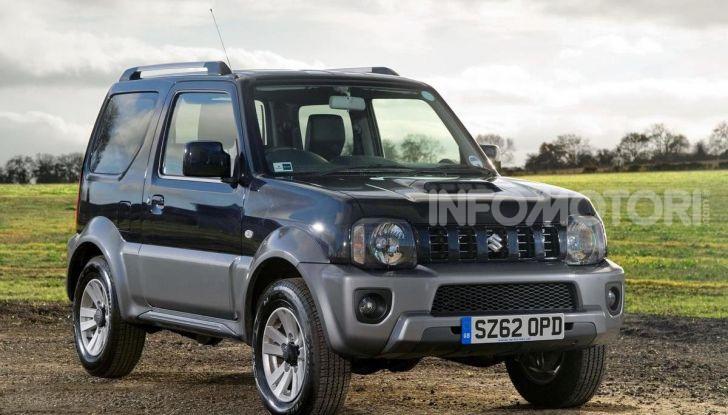 I 10 SUV da comprare a meno di 10.000€ nel 2019 - Foto 8 di 9