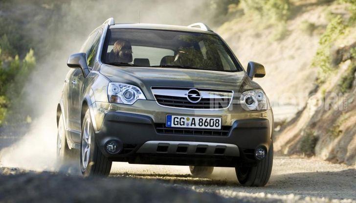 I 10 SUV da comprare a meno di 10.000€ nel 2019 - Foto 7 di 9
