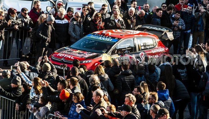 WRC Messico 2019: la Citroën C3 WRC punta in alto - Foto 2 di 2