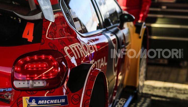 WRC Messico 2019: la Citroën C3 WRC punta in alto - Foto 1 di 2