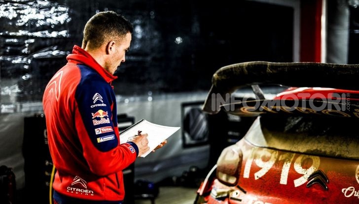 WRC Messico 2019: le dichiarazioni del team Citroën pre-gara - Foto 1 di 3