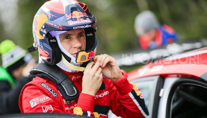 WRC Messico 2019: da Citroën il taccuino di Sébastien Ogier - Foto 2 di 3