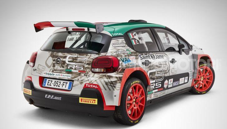Citroën pronta per il debutto stagionale della Nuova C3 R5 al Rally de Il Ciocco - Foto 3 di 6