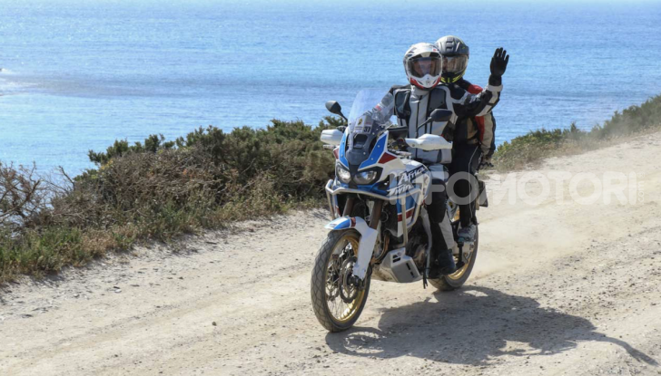 L'estate in moto: Sardegna Gran Tour, Swank Rally e Italian Lake and Mountain Marathon - Foto 6 di 8