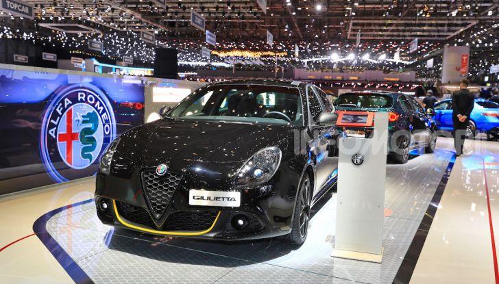 Alfa Romeo Giulietta MY19 a 399€ al mese e con U-Go by Leasys potete anche condividerla - Foto 2 di 19