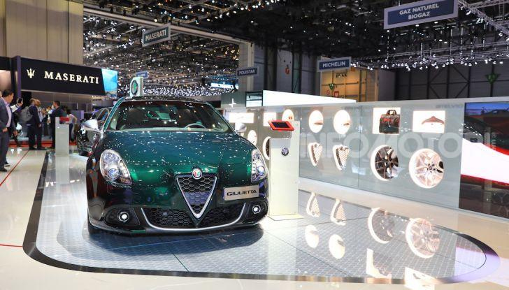 Alfa Romeo Giulietta MY19 a 399€ al mese e con U-Go by Leasys potete anche condividerla - Foto 10 di 19