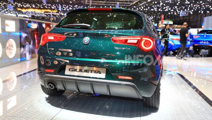 Alfa Romeo Giulietta MY19 a 399€ al mese e con U-Go by Leasys potete anche condividerla - Foto 15 di 19