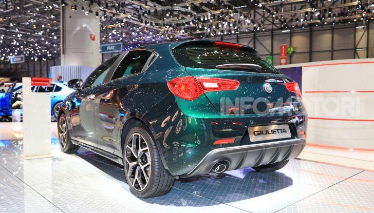 Alfa Romeo Giulietta MY19 a 399€ al mese e con U-Go by Leasys potete anche condividerla - Foto 16 di 19