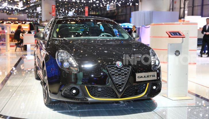 Alfa Romeo Giulietta MY19 a 399€ al mese e con U-Go by Leasys potete anche condividerla - Foto 3 di 19