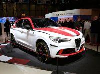 """Alfa Romeo Giulia Quadrifoglio e Stelvio Quadrifoglio: nuove serie speciali """"Alfa Romeo Racing"""""""