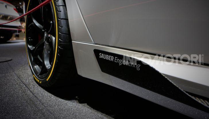 """Alfa Romeo Giulia Quadrifoglio e Stelvio Quadrifoglio: nuove serie speciali """"Alfa Romeo Racing"""" - Foto 7 di 18"""