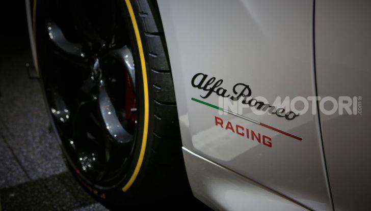 """Alfa Romeo Giulia Quadrifoglio e Stelvio Quadrifoglio: nuove serie speciali """"Alfa Romeo Racing"""" - Foto 11 di 18"""