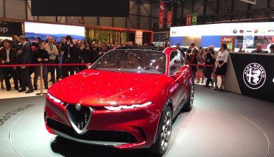 Alfa Romeo Tonale 2019: Il SUV Compatto su base Renegade