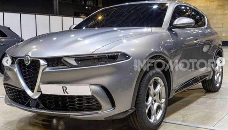 Alfa Romeo Tonale 2019: Il SUV Compatto su base Renegade - Foto 2 di 40
