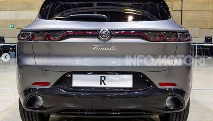 Alfa Romeo Tonale 2019: Il SUV Compatto su base Renegade - Foto 3 di 40