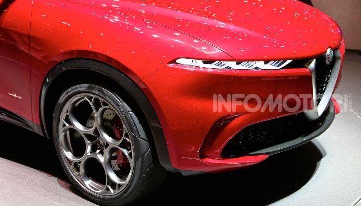 Alfa Romeo Tonale 2019: Il SUV Compatto su base Renegade - Foto 15 di 37