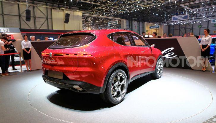 Alfa Romeo Tonale: caratteristiche, motori, prezzi - Foto 20 di 37