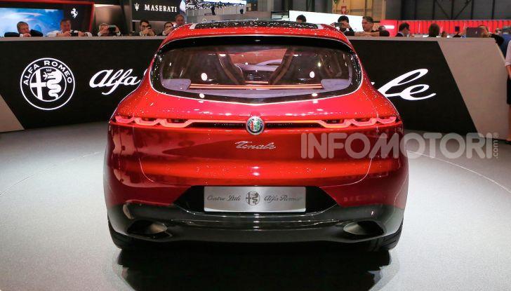 Alfa Romeo Tonale: motori, tecnologia e data di arrivo - Foto 24 di 40