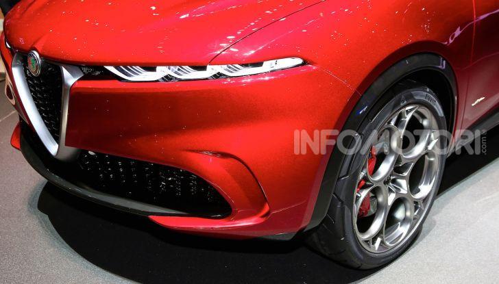 Alfa Romeo Tonale 2019: Il SUV Compatto su base Renegade - Foto 25 di 37