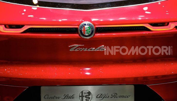 Alfa Romeo Tonale 2019: Il SUV Compatto su base Renegade - Foto 29 di 37