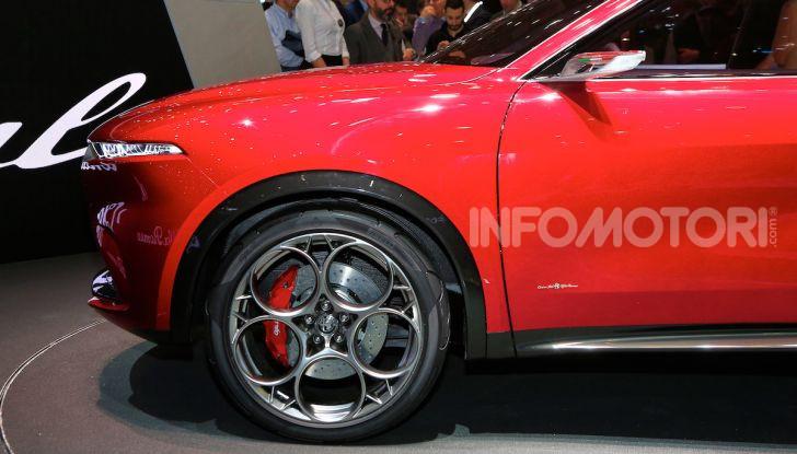 Alfa Romeo Tonale 2019: Il SUV Compatto su base Renegade - Foto 6 di 37