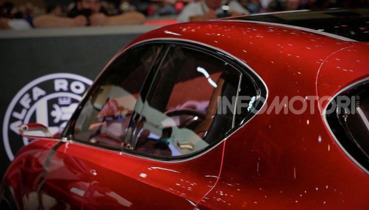 Alfa Romeo Tonale 2019: Il SUV Compatto su base Renegade - Foto 33 di 40