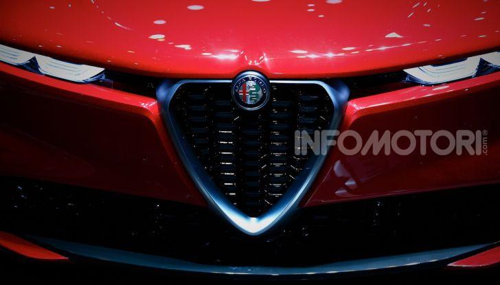 Alfa Romeo Tonale 2019: Il SUV Compatto su base Renegade - Foto 37 di 40