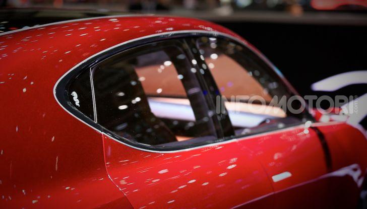 Alfa Romeo Tonale eletta migliore Concept car al Car Design Award 2019 - Foto 39 di 40