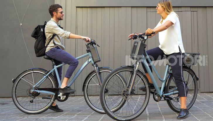 Askoll eB4 ed eB5: la terza generazione di e-bike made in Italy - Foto 3 di 9
