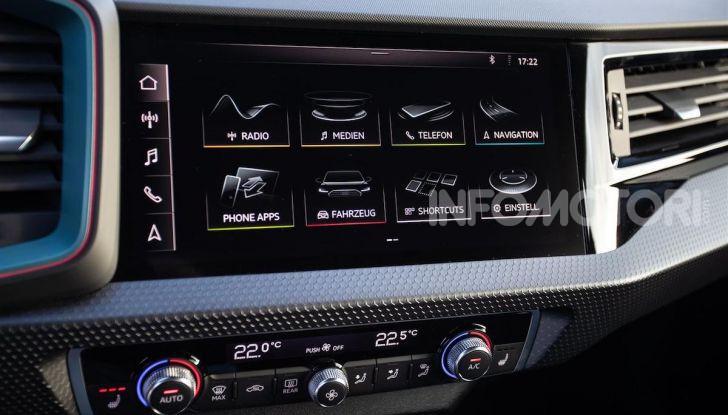 Audi A1 Sportback 2019: prezzi, consumi, prestazioni - Foto 4 di 8