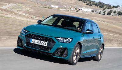 Audi A1 Sportback 2019: prezzi, consumi, prestazioni