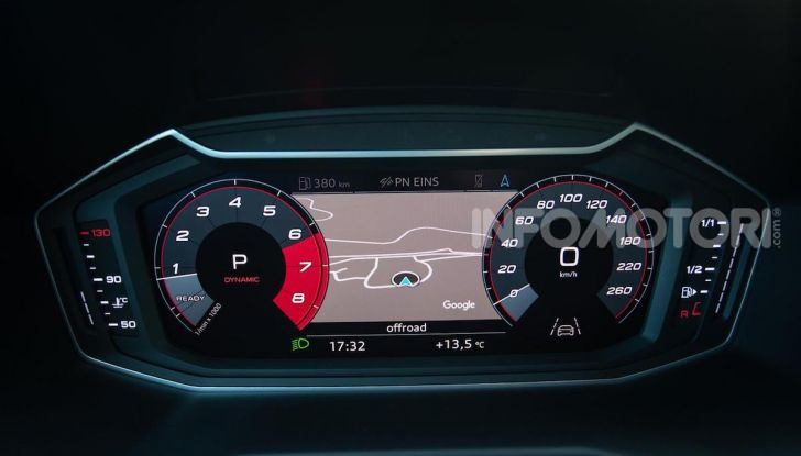 Audi A1 Sportback 2019: prezzi, consumi, prestazioni - Foto 7 di 8