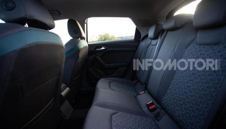Audi A1 Sportback 2019: prezzi, consumi, prestazioni - Foto 8 di 8
