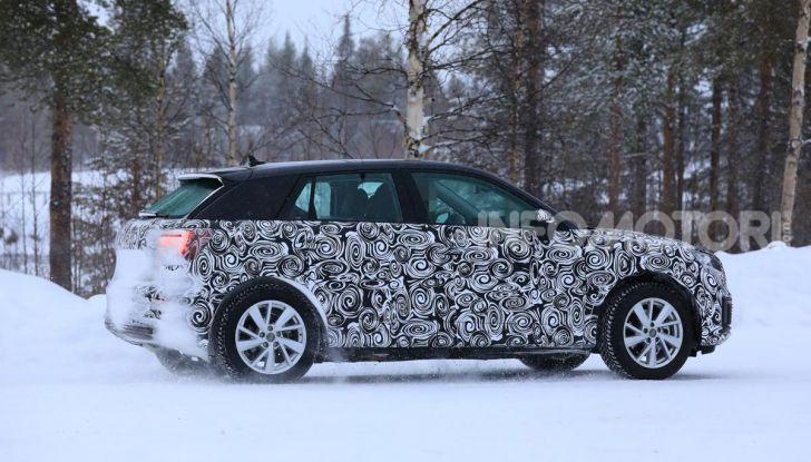 Audi Q2 e-tron 2020: il Crossover elettrico dei Quattro Anelli - Foto 5 di 9