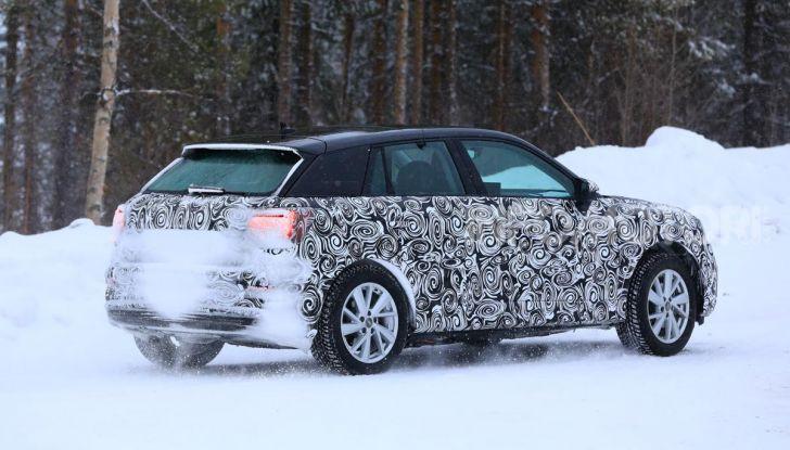 Audi Q2 e-tron 2020: il Crossover elettrico dei Quattro Anelli - Foto 6 di 9