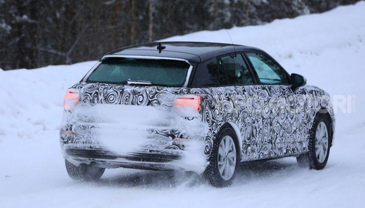 Audi Q2 e-tron 2020: il Crossover elettrico dei Quattro Anelli - Foto 7 di 9