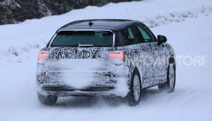 Audi Q2 e-tron 2020: il Crossover elettrico dei Quattro Anelli - Foto 8 di 9